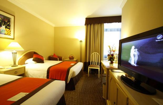 фотографии отеля Mercure Abu Dhabi Centre Hotel (ex. Novotel Centre Hotel) изображение №3