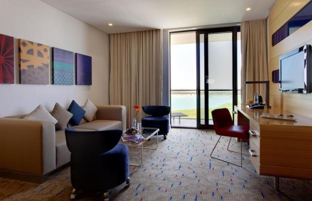 фотографии отеля Park Inn by Radisson Abu Dhabi, Yas Island изображение №15