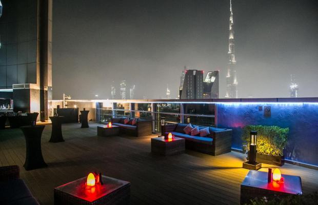 фотографии отеля Carlton Downtown (ех. Warwick Hotel Dubai) изображение №3
