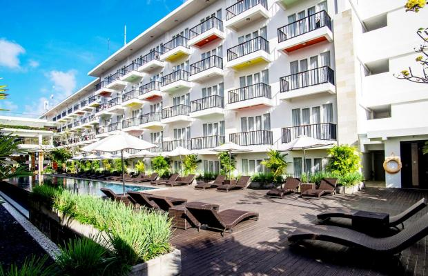 фото отеля The Jimbaran View (ех. HARRIS Hotel Bukit Jimbaran) изображение №1