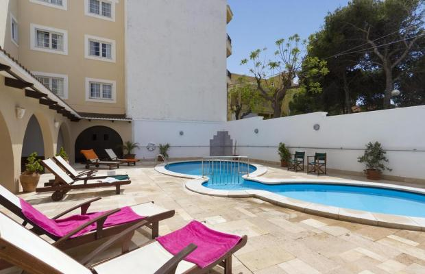 фотографии отеля Hotel Menorca Patricia (ex. Hesperia Patricia) изображение №3