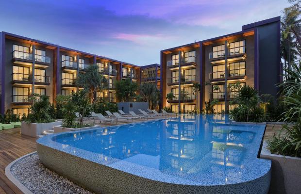 фотографии отеля Holiday Inn Express Phuket Patong Beach Central изображение №19