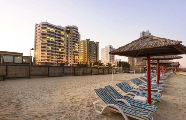 фотографии отеля Ramada Beach Hotel (ex. Landmark Suites Ajman; Coral Suites) изображение №19