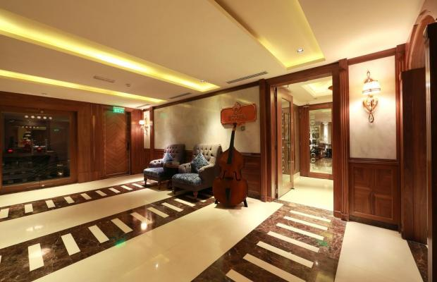 фотографии отеля Al Khaleej Palace изображение №7