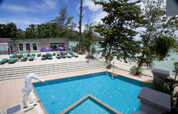 фото Tri Trang Beach Resort изображение №10