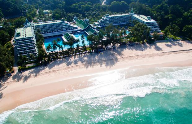 фото отеля Le Meridien Phuket Beach Resort изображение №49