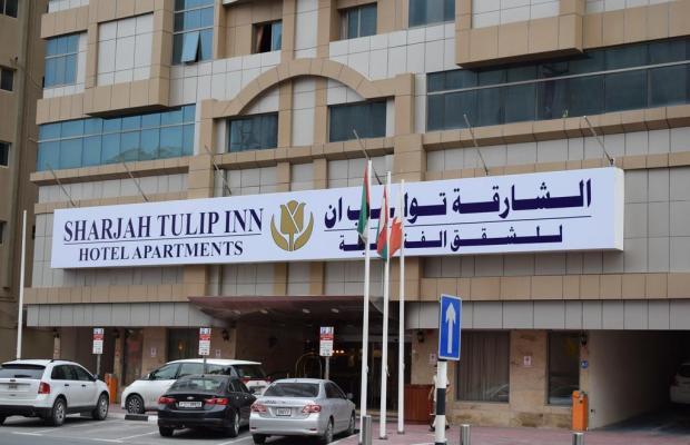 фото отеля Tulip Inn Sharjah Hotel Apartments изображение №1