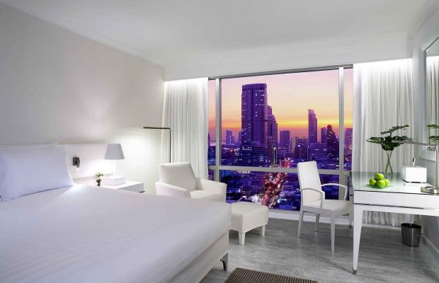 фото отеля Pullman Bangkok Hotel (ex. Sofitel Bangkok Silom Hotel) изображение №21