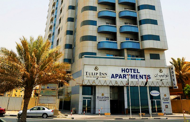 фото отеля Tulip Inn Royal Suites Ajman изображение №1