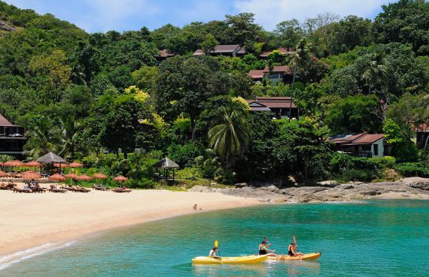 фотографии отеля The Tongsai Bay изображение №7
