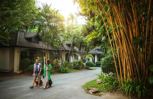 фото отеля Eurasia Chiang Mai Hotel изображение №21