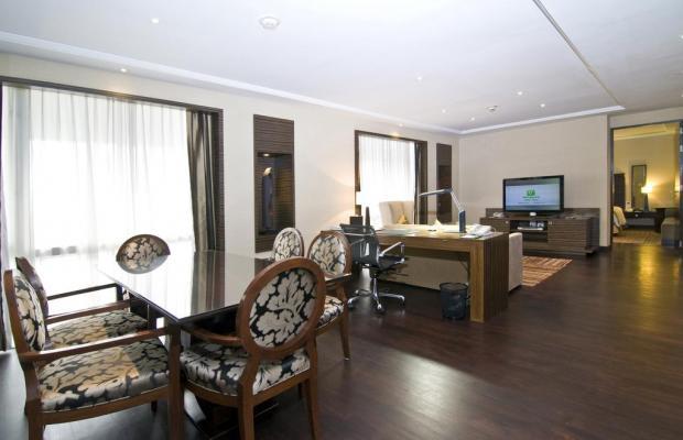 фотографии отеля Holiday Inn Bangkok изображение №23