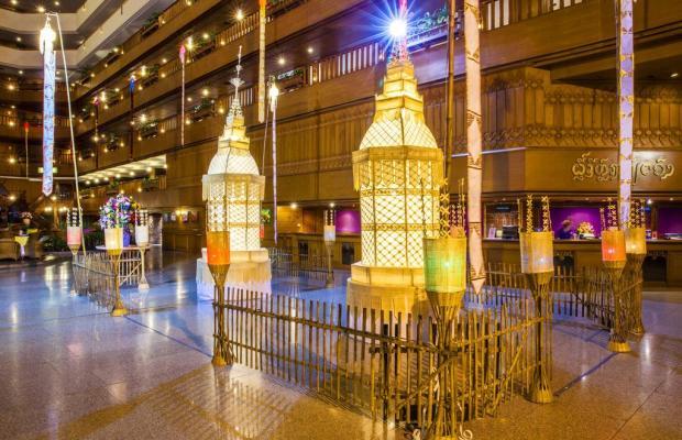 фотографии отеля Lotus Hotel Pang Suan Kaew изображение №7