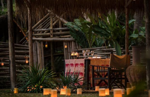 фотографии отеля Four Seasons Tented Camp Golden Triangle изображение №7