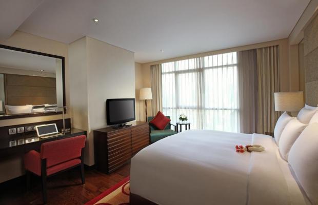 фотографии отеля Marriott Executive Apartments Sathorn Vista изображение №11