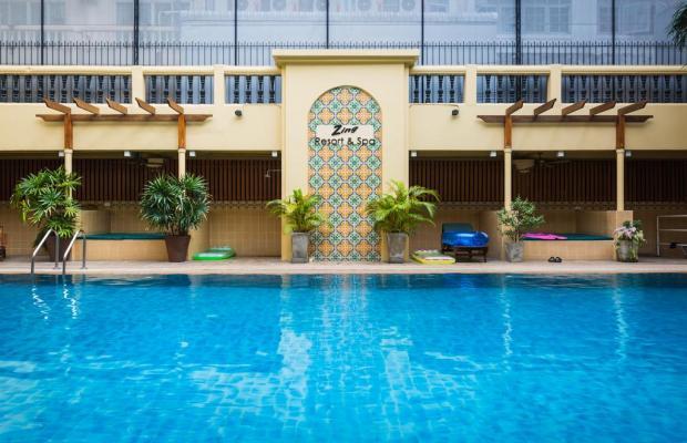 фотографии Zing Resort & Spa (ex. Ganymede Resort & Spa) изображение №32