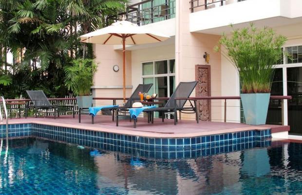 фото отеля Wonderful Pool House at Kata (ex. Oh Inspire Hotel) изображение №33