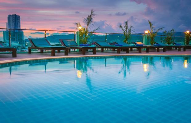 фото отеля The Allano Phuket Hotel изображение №1