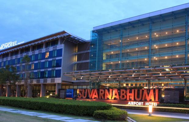 фото отеля Novotel Suvarnabhumi Airport изображение №21