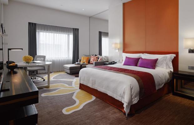 фотографии отеля Crowne Plaza Bangkok Lumpini Park (ex. Pan Pacific Bangkok Hotel) изображение №43
