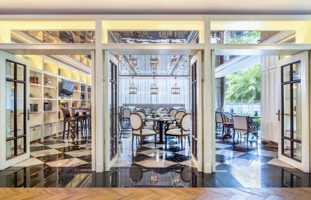 фото Plaza Athenee Bangkok A Royal Meridien Hotel  изображение №10