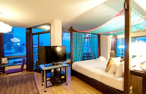 фотографии отеля Sandalay Resort Pattaya изображение №27