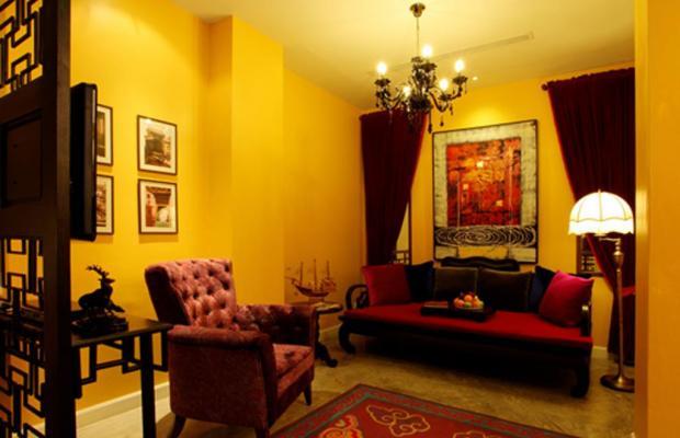 фотографии отеля Shanghai Mansion изображение №39