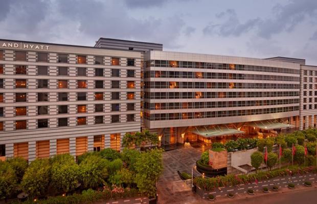 фотографии Grand Hyatt Mumbai изображение №44