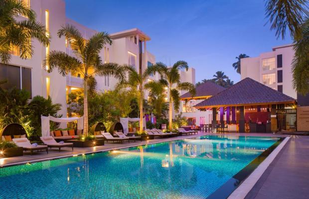 фото отеля Hard Rock Goa (ex. North 16 Goa; Swissotel Goa) изображение №1