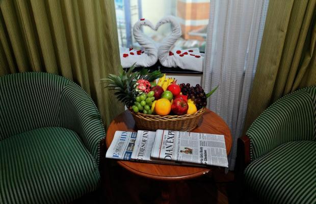 фотографии отеля The Gokulam Park изображение №7