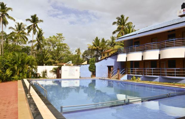 фото отеля Arambol Plaza Beach Resort изображение №1