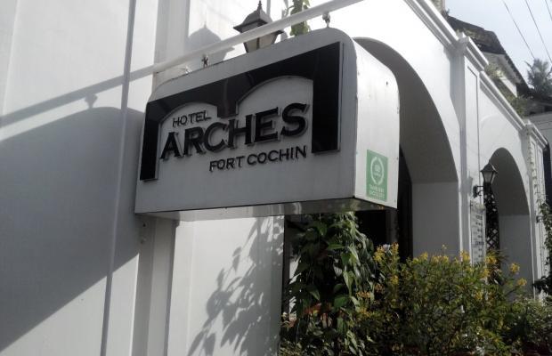 фотографии отеля Hotel Arches изображение №7