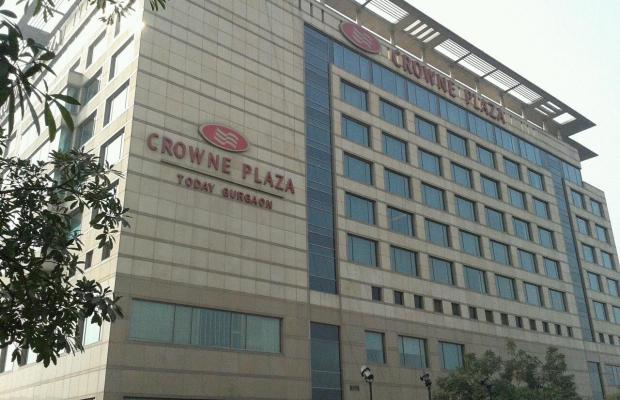 фотографии отеля Crowne Plaza Gurgaon  изображение №3