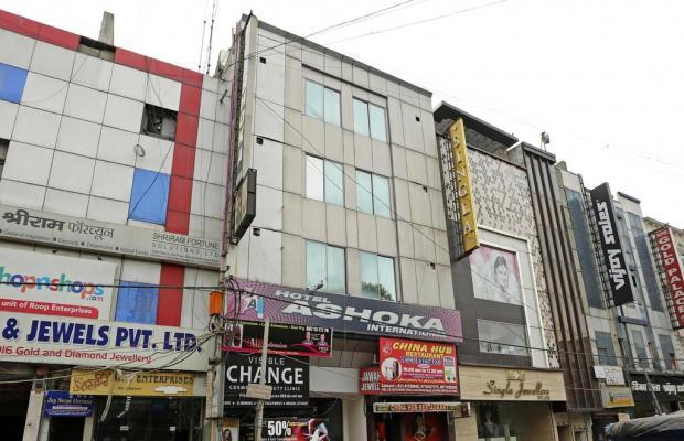 фото отеля Ashoka International изображение №1