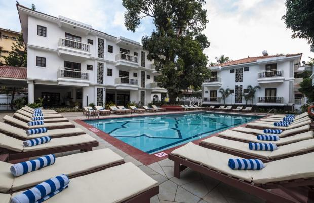 фото отеля Radisson Goa Candolim (ex. Victor Exotica Beach Resort) изображение №1