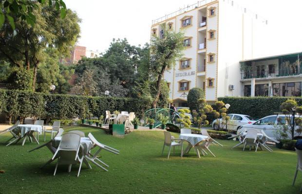 фотографии отеля Indira International Inn изображение №15