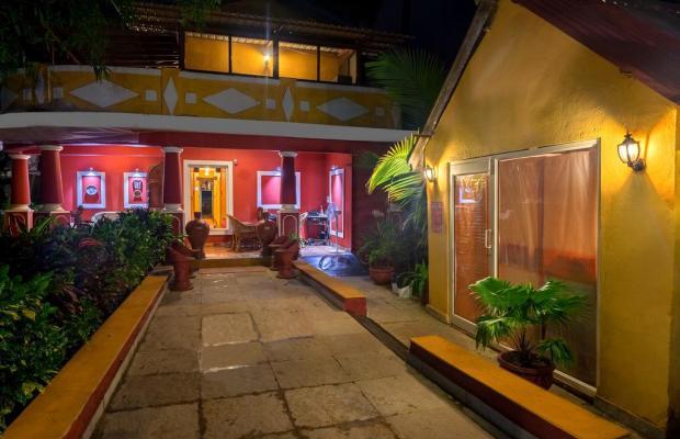 фото отеля Treebo Vila de Goa изображение №17