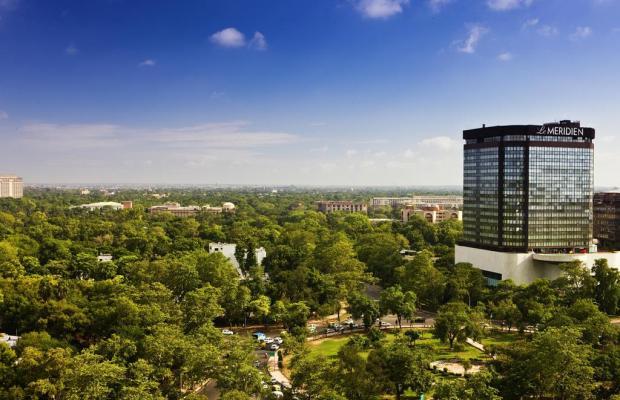 фото отеля Le Meridien New Delhi изображение №1