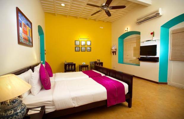 фотографии отеля Tea Bungalow изображение №3