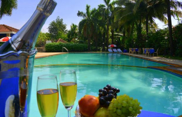 фотографии отеля Kesarval Garden Retreat изображение №11