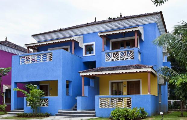 фотографии Radisson Blu Resort Goa Cavelossim Beach изображение №24