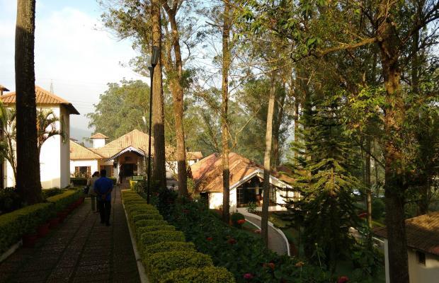 фото отеля KTDC Tea County Munnar изображение №21