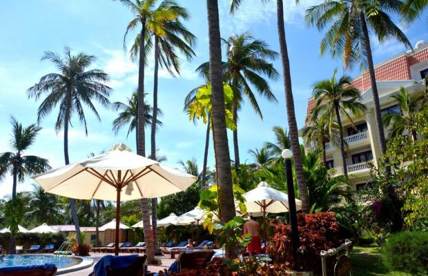 фотографии отеля Dessole Sea Lion Beach Resort Mui Ne (ex. Sea Lion Beach Resort & Spa; Eden) изображение №27