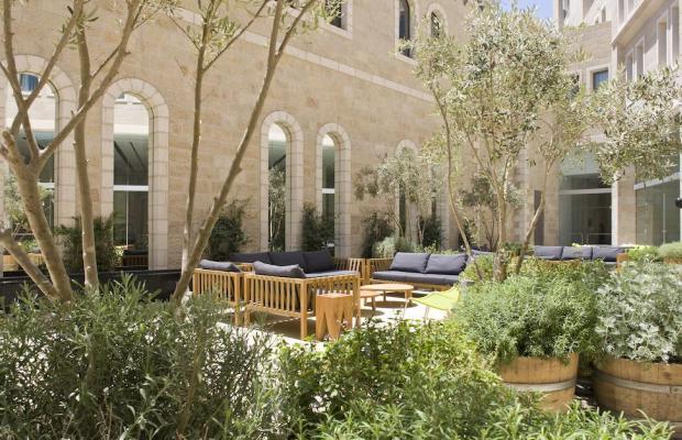 фотографии Mamilla Hotel Jerusalem изображение №8