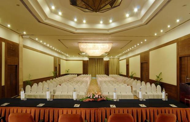 фотографии отеля The Manohar (ex. Fortune Select Manohar; The Tulip Manohar Hyderabad) изображение №15