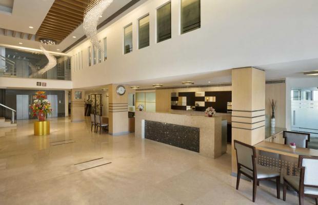 фото Ramada Chennai Egmore (ex. Comfort Inn Marina Towers) изображение №22