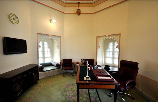 фотографии отеля Feteh Prakash Palace изображение №31