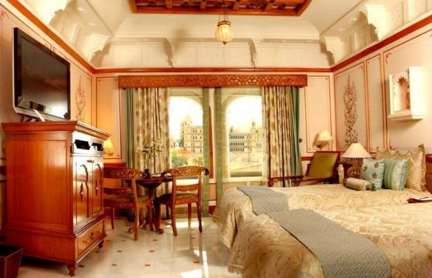 фото отеля Taj Lake Palace изображение №25