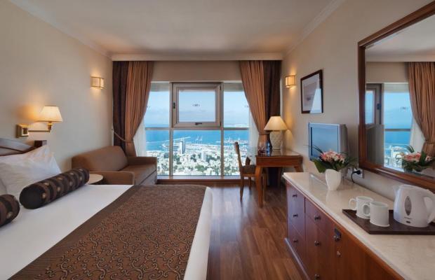 фотографии отеля Crowne Plaza Haifa  изображение №15