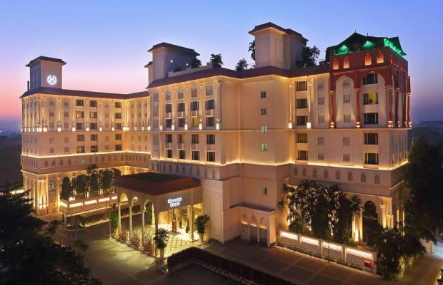 фотографии отеля Sheraton Grand Pune Bund Garden Hotel (ех. Le Meridien Pune) изображение №35